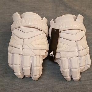 Size 12 Adidas Freak LAX Gloves